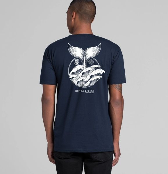 Mens Save our Seas Tee
