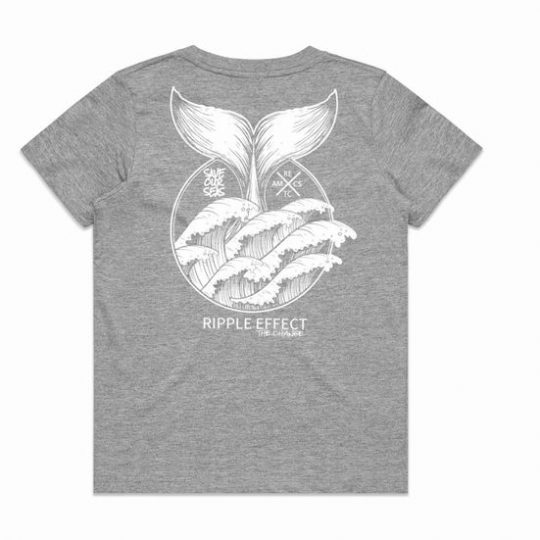 Youth Save our Seas Tee