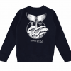 Youth Save our Seas Crew Black